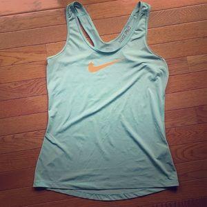 Nike pro racerback shirt